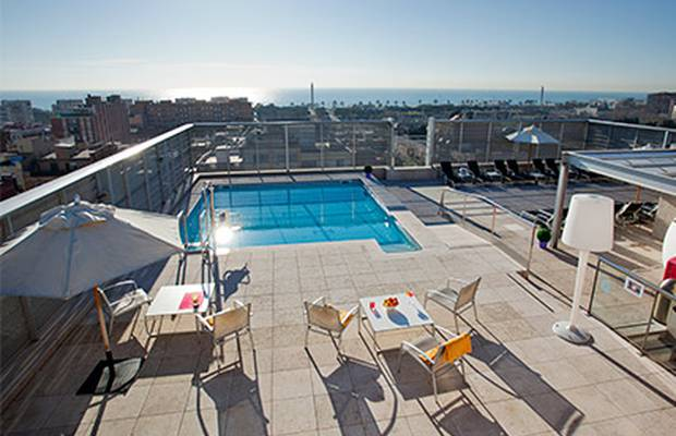 Prolongue a sua estadia hotel ilunion barcelona
