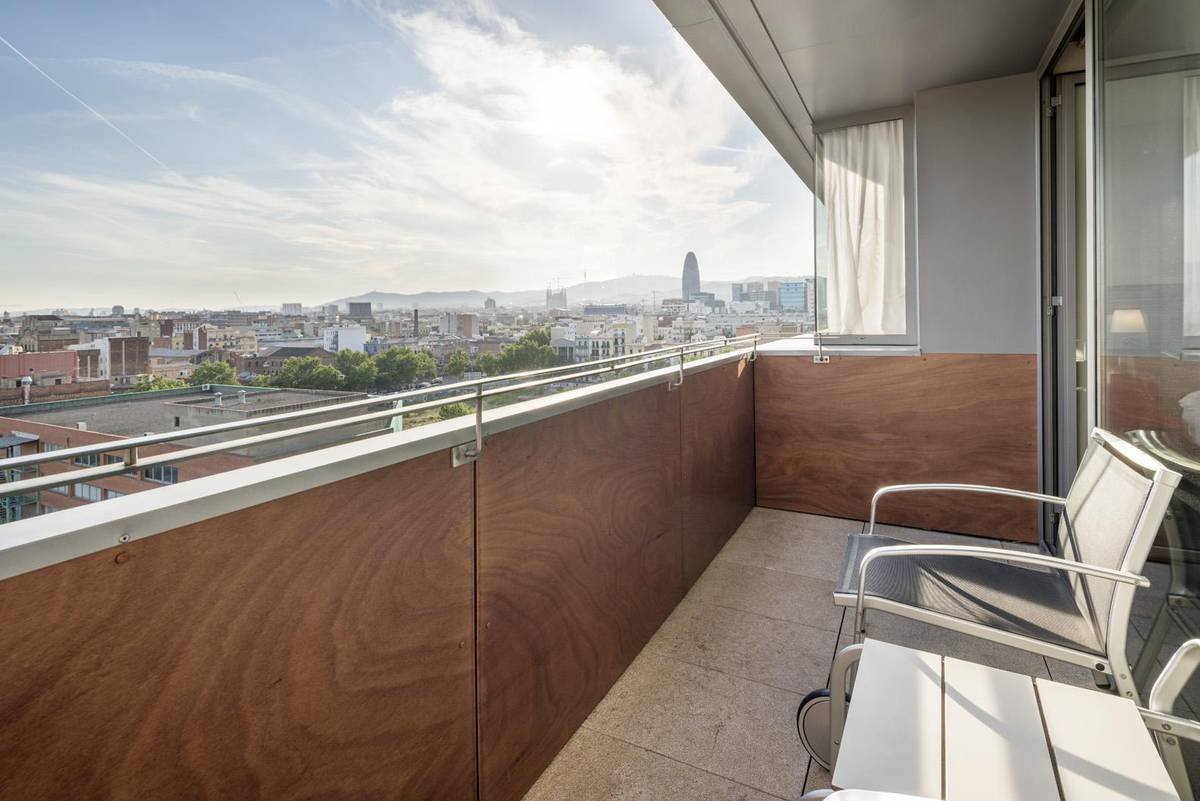 Quarto JUNIOR SUITE ILUNION BARCELONA